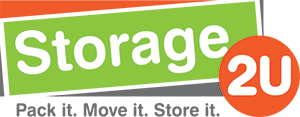 Storage 2U. Pack it. Move it. Store it.
